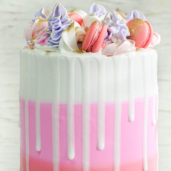 Pastelería - Torta de Vainilla - 12