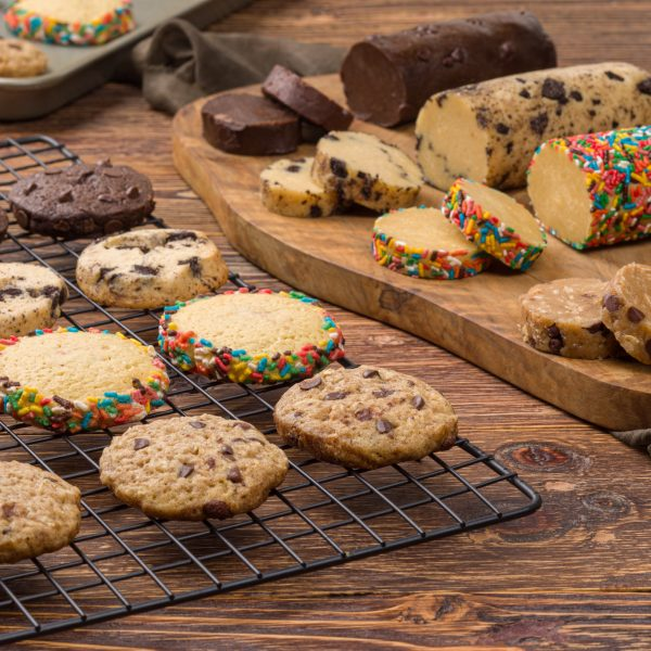 Masa para galletas congelada Cookies & Cream Dagusto® X 250G - 2
