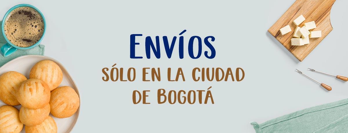 Banner Envio Bogota